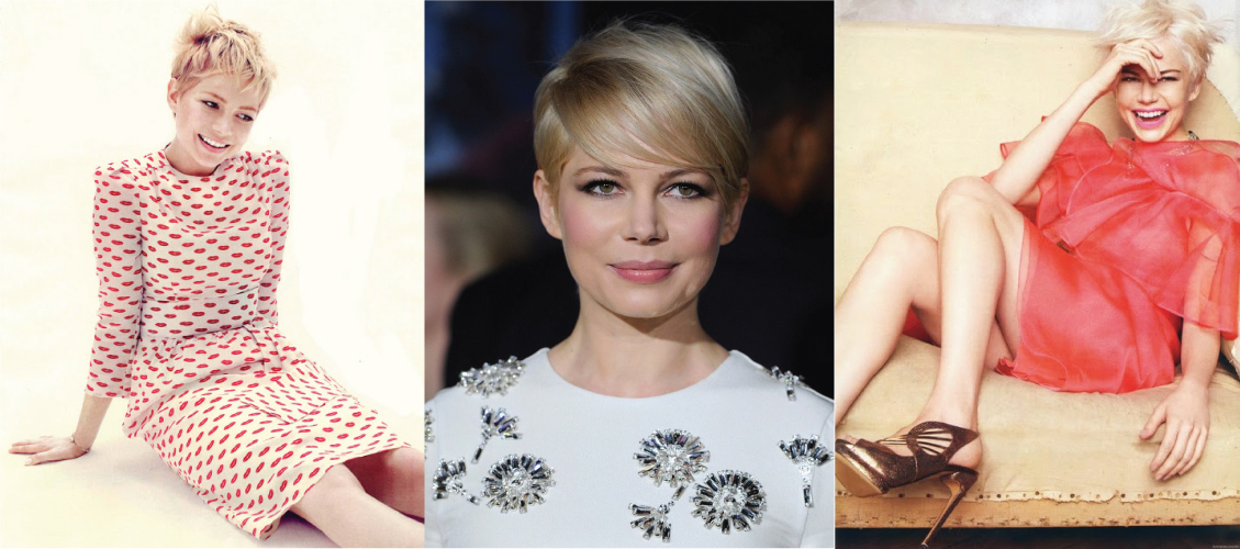 Whimsical Style Type - Michelle Williams
