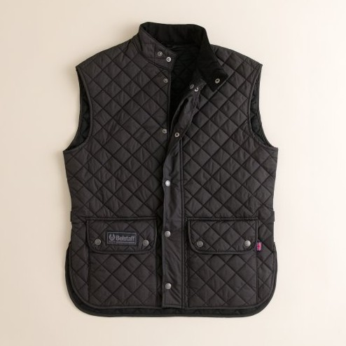 Belstaff body warmer gilet4
