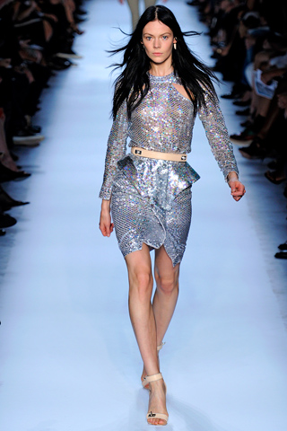 Givenchy Spring 2012 Spaceship
