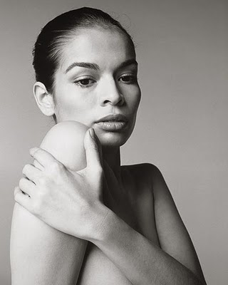 Bianca Jagger by Richard Avedon, 1972