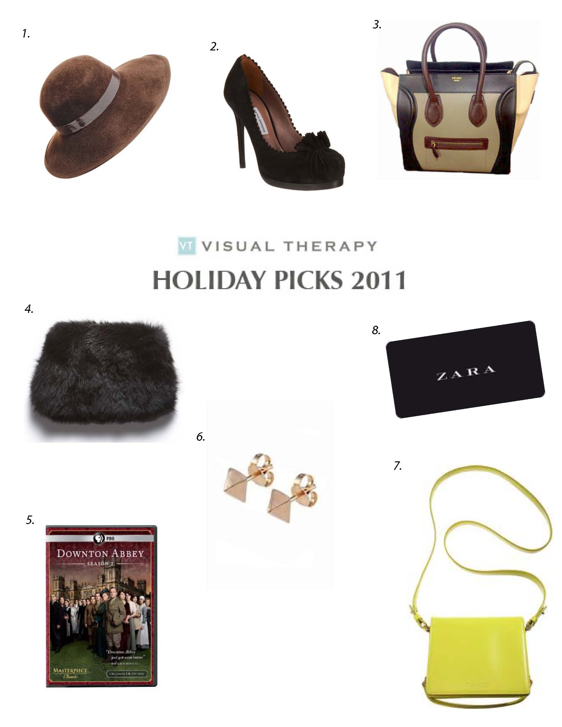 Gift Week: Sarah's Picks