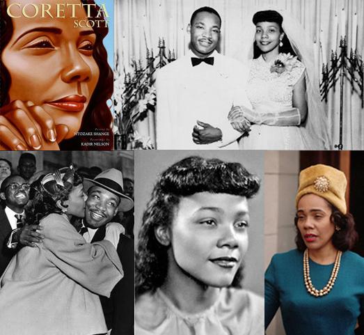 Coretta Scott King (April 27, 1927 – January 30, 2006)