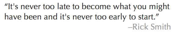 Rick smith quote