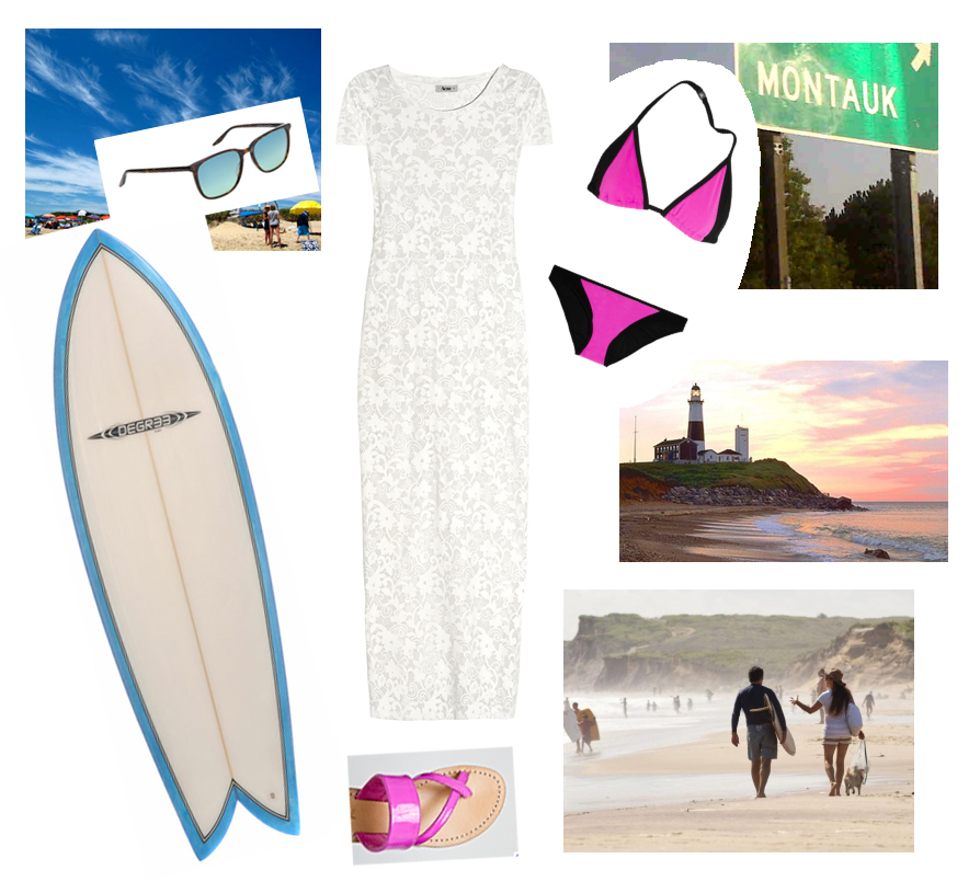 The Ultimate Look for Montauk!