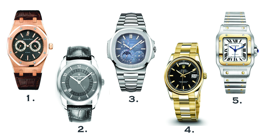 Joe Recommends: Men's Watches