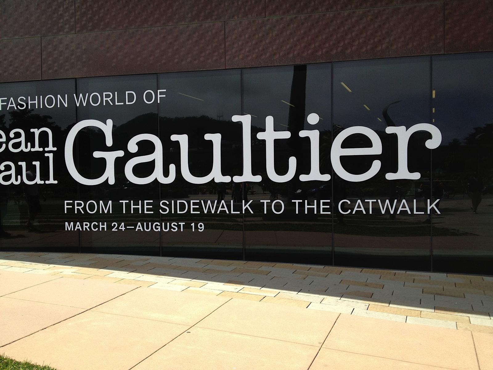Jean Paul Gaultier Exhibition de Young