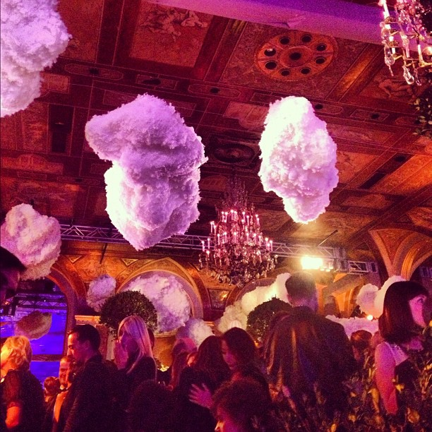 Bergdorf's 111th anniversary Atmosphere, photo via @stylebistroeditors