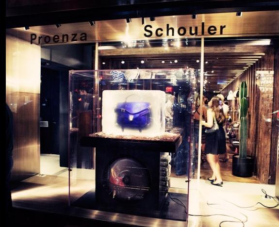 Proenza Schouler Boutique at 822 Madison Avenue