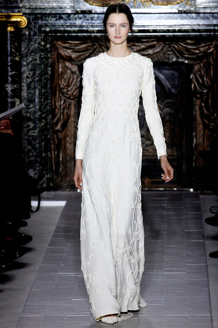 Valentino Spring 2013 Haute Couture Look 3
