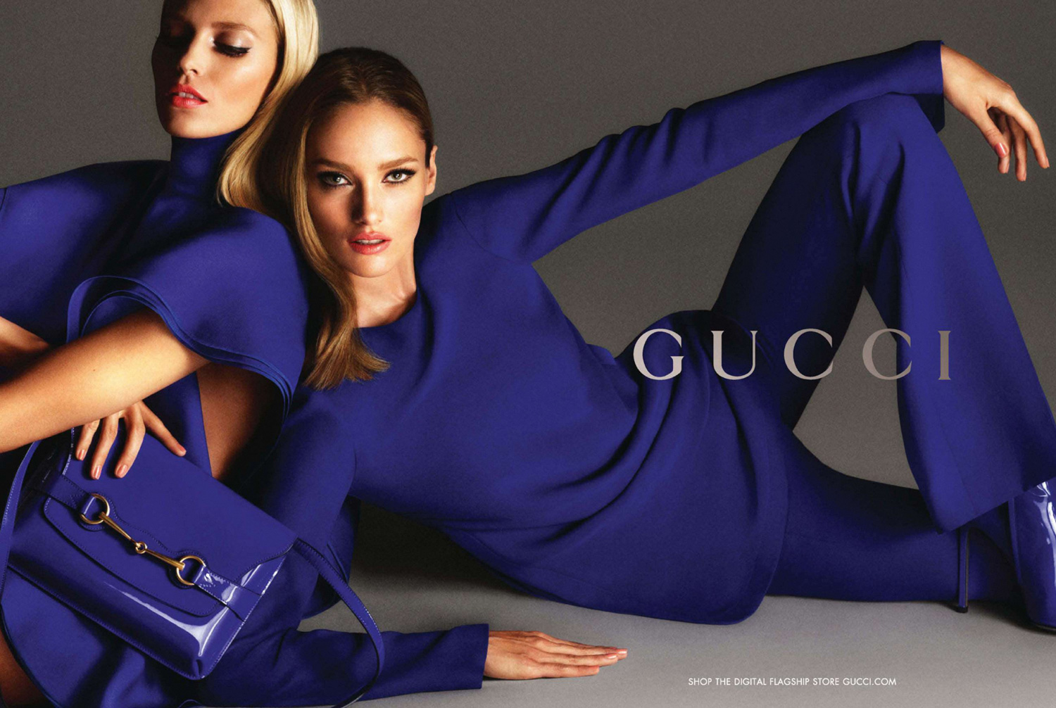 Gucci Spring Summer 2013 Ad Campaign