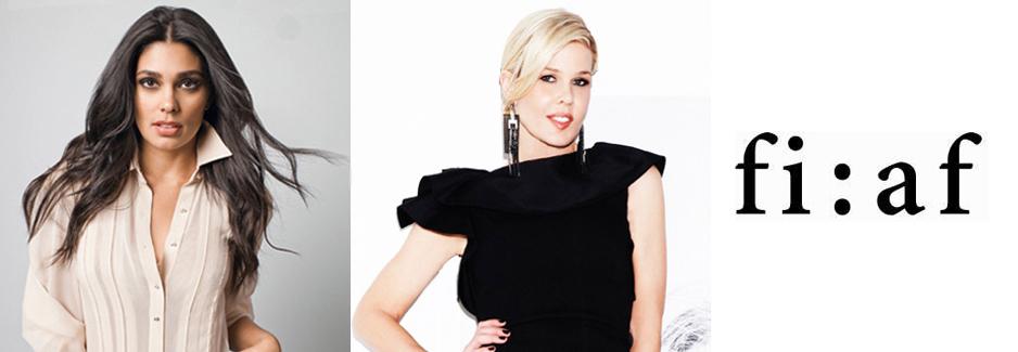 Power of Style FIAF Rachel Roy and Mary Alice Stephenson