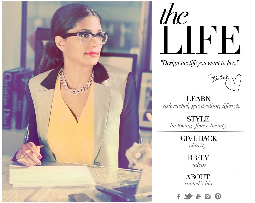 "Rachel Roy's ""The Life"""