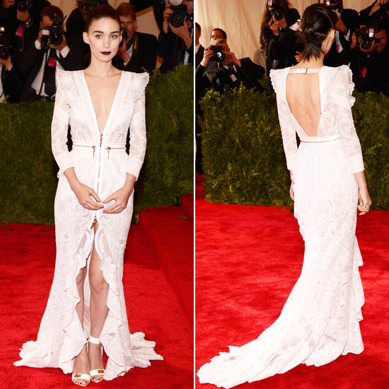 Rooney Mara in Givenchy Couture at Met Gala 2013