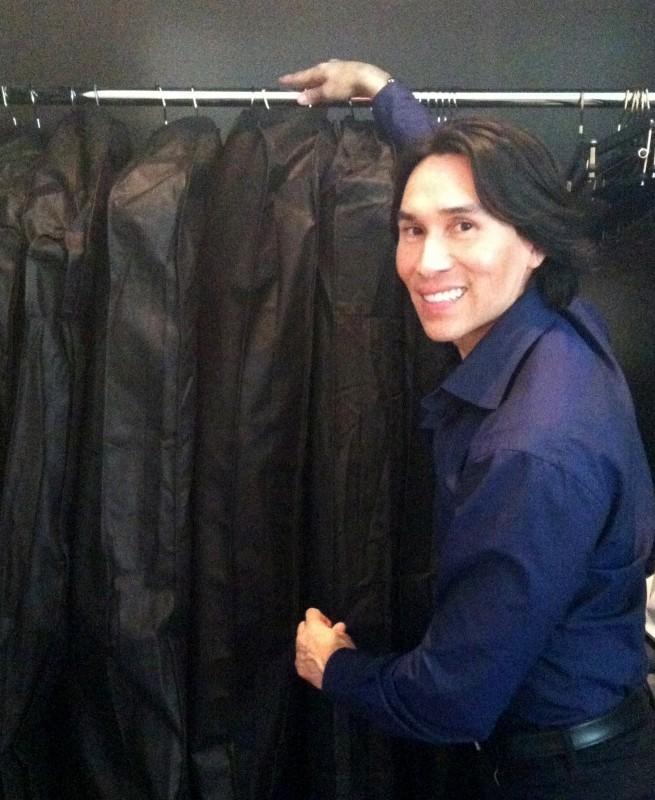 jesse garza wardrobe edit