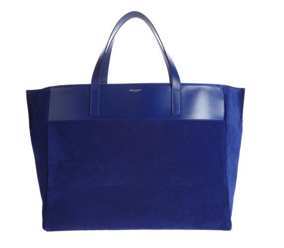 Saint Laurent Reversible Shopper Tot