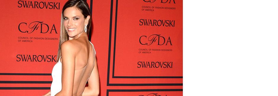 Alessandra Ambrosio CFDA 2013