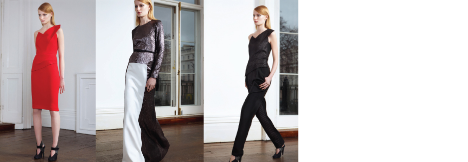 In The Trenches: Roland Mouret Fall Preview