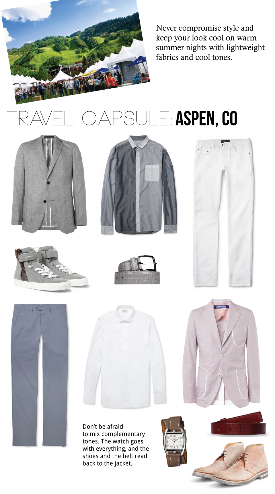 Men's Style 2013 Aspen CO