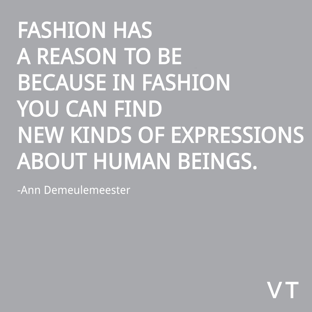 Ann-Demeulemeester-Quote
