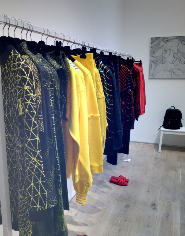 Christopher Kane Paris Showroom