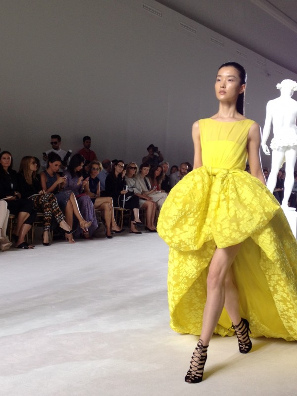 Giambattista Valli Haute Couture Fall-Winter 2013/2014