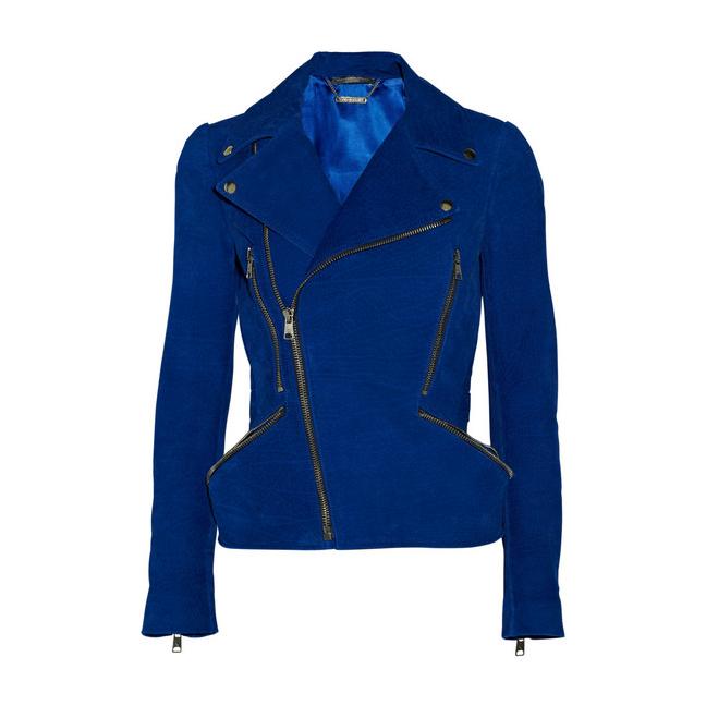 alexander mcqueen nubuck jacket