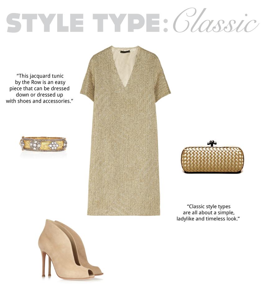 Classic style type