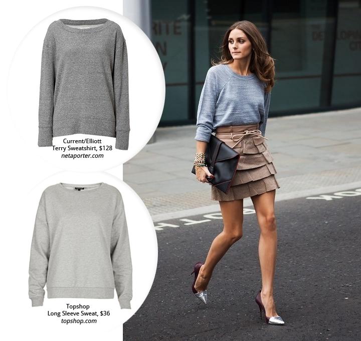 Sweatshirts On Trend