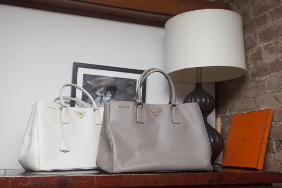 Katherine Cohen's closet
