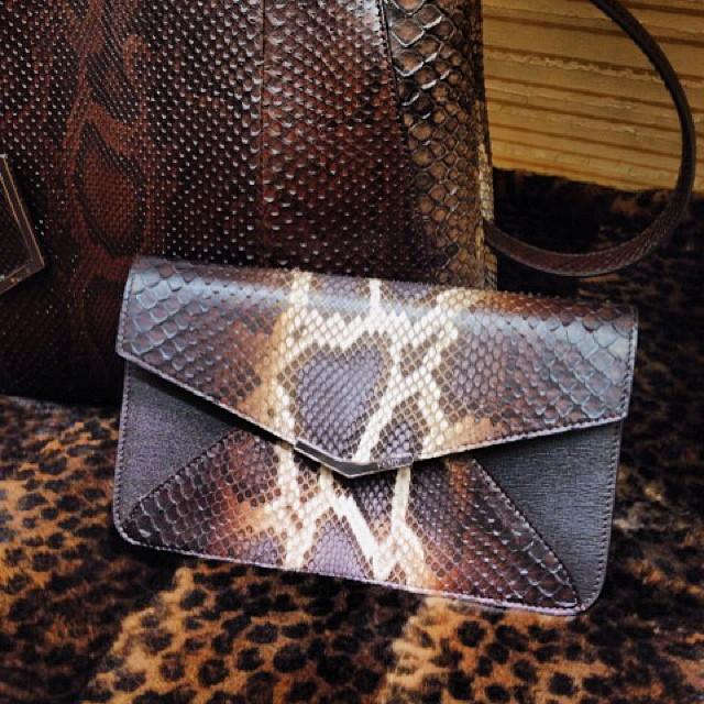 fendi snake bag