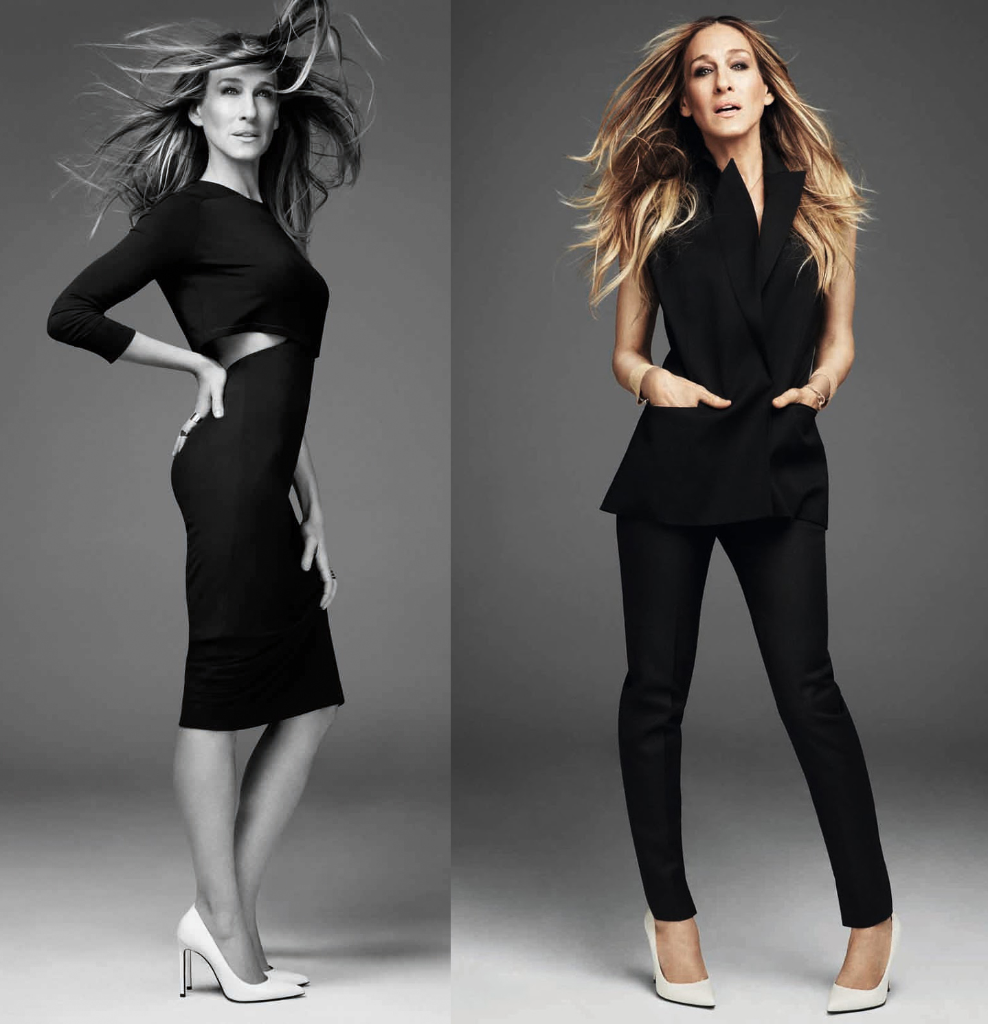 SJP in Net-a-Porter Magazine, 2013