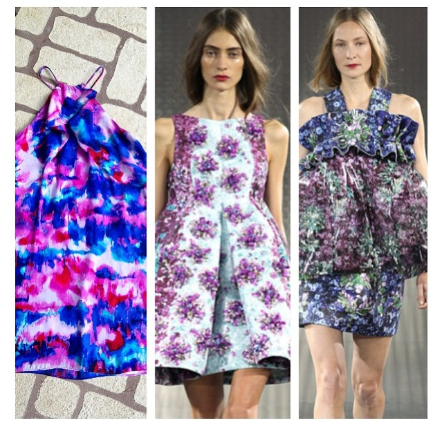 Alice & Trixie Dress inspired by Mary Katrantzou