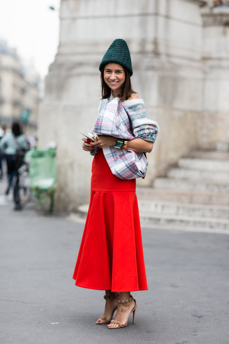 Paris Fashionweek day 6, outside Stella McCartney