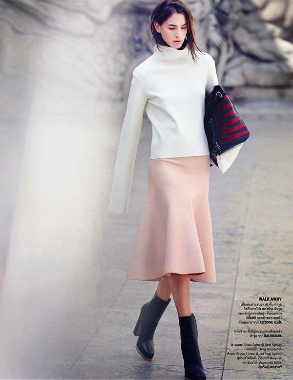 Vogue thailand September 2013