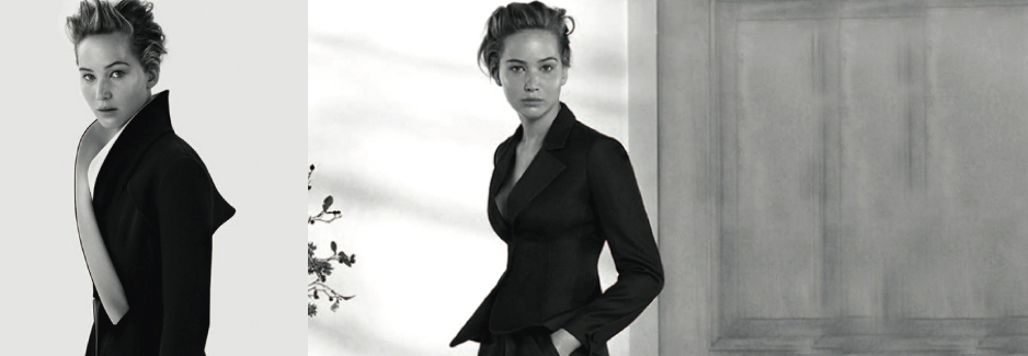 Jennifer Lawrence for Dior Mag No.3