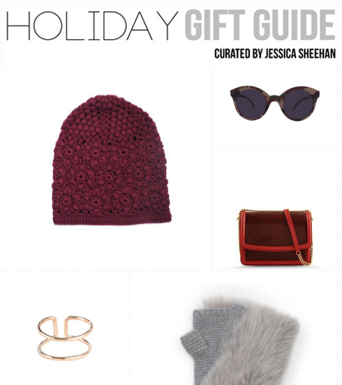 Jessica's holiday gift guide