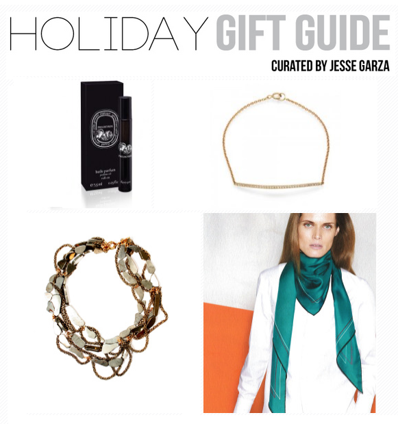jesse garza holiday gift guide 2013