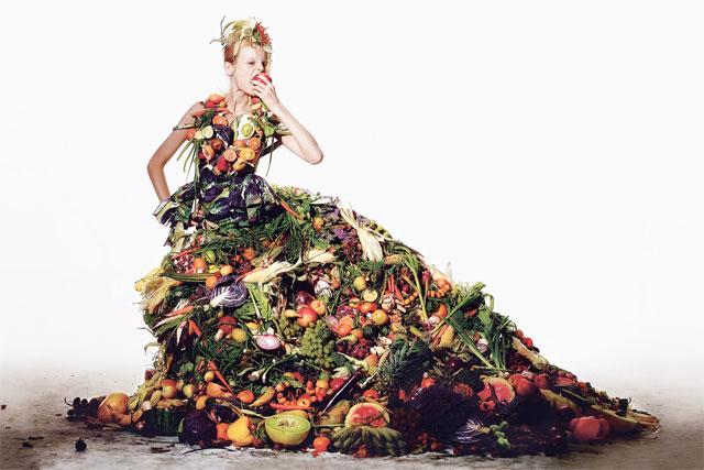 Thanksgiving fashion editorial