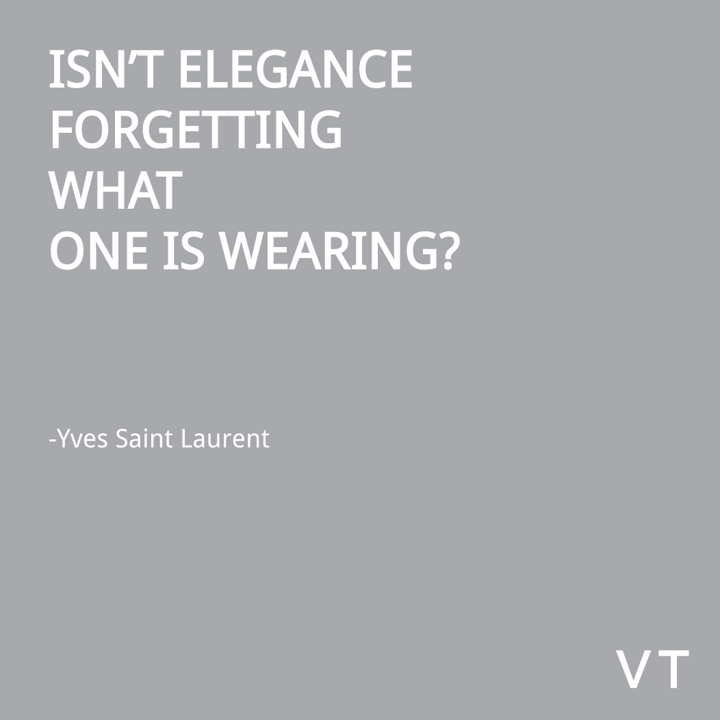 ysl visual quote