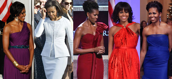 Michelle Obama's Style Hits