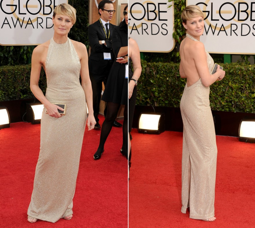 Robin Wright in Reem Akra