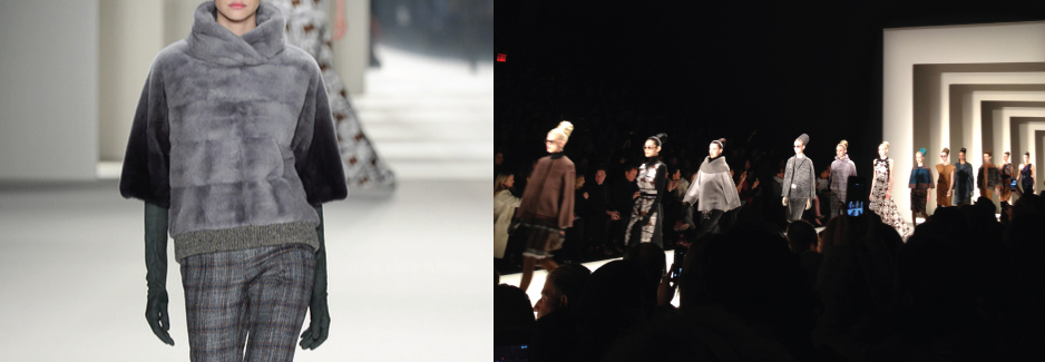 NYFW Fall 2014 Diary: Carolina Herrera