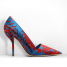 Obsessed: Dior Floral Silk Faille Pump