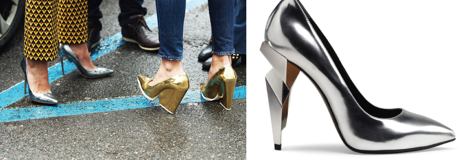 Spring Update: 8 Metallic Shoes to Shop Now