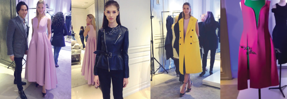 Insider Exclusive: Dior Fall 2014 Preview, New York
