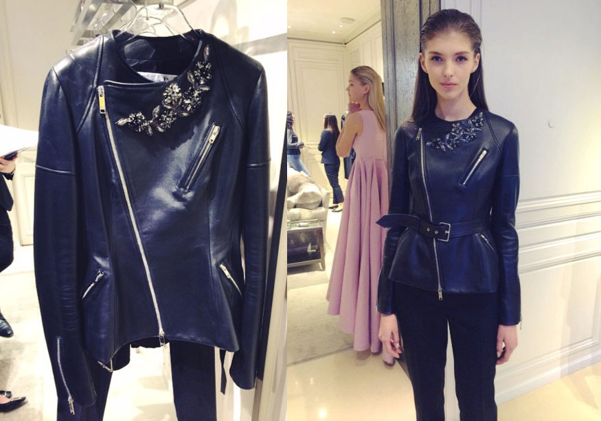 Insider Exclusive: Dior Fall 2014 Preview, New York ...