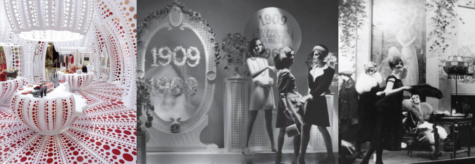 Selfridges: 100 Years Of Amazing History