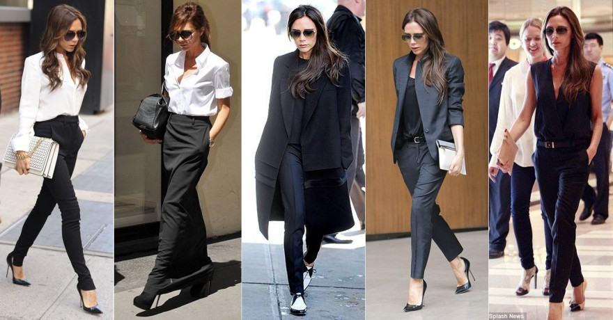 Victoria Beckham 39 S 40 Best Looks For Her 40th Birthday