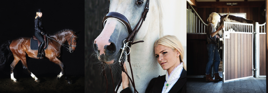 Style Feature: Linnéa Aarflot Of The Equestrian