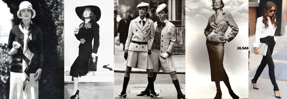 Work It: Women's Work Wardrobes Through the Decades